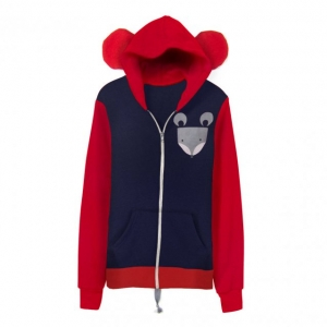 hoodie-mouse-navy-red-sleeve