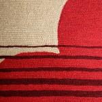 Heart Pillow Detail