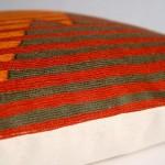 Lightning Pillow Side Detail