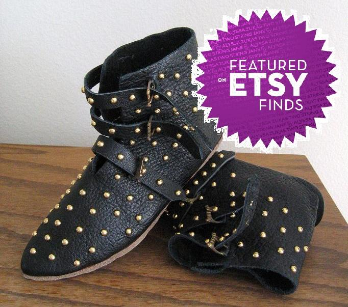 Studded Ariella Boots