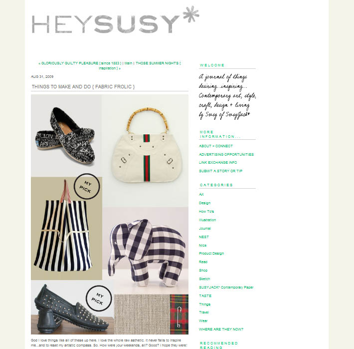 Post on heySUSY*