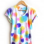 Ditsy Dots Dyed Tee