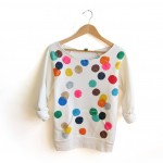 Colorful Confetti Sweatshirt