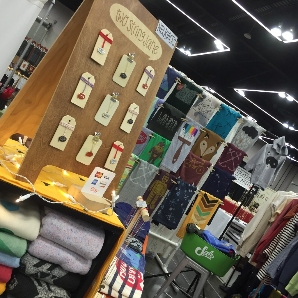 Crafty Wonderland Booth