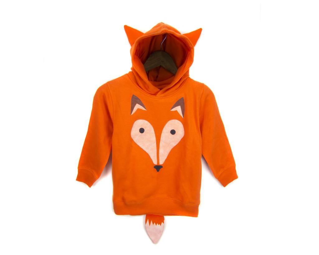 Geo Fox Hoodie
